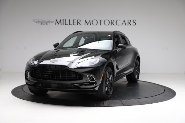 New 2021 Aston Martin DBX for sale $206,286 at Aston Martin of Greenwich in Greenwich CT 06830 12