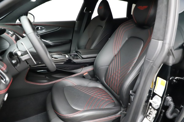New 2021 Aston Martin DBX for sale $206,286 at Aston Martin of Greenwich in Greenwich CT 06830 15