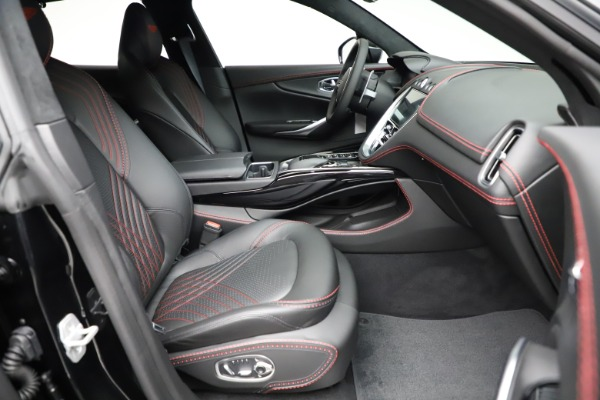 New 2021 Aston Martin DBX for sale $206,286 at Aston Martin of Greenwich in Greenwich CT 06830 20
