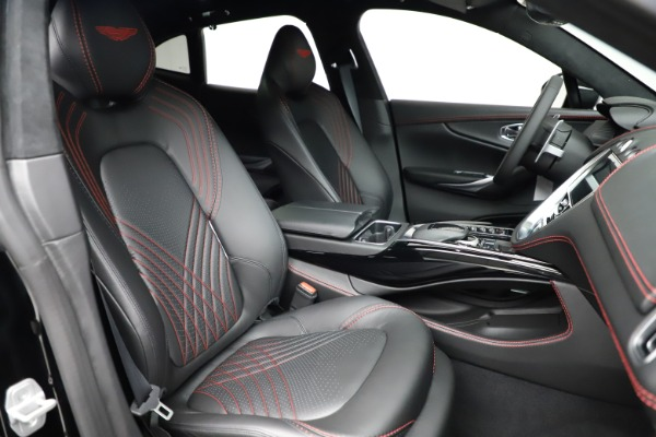 New 2021 Aston Martin DBX for sale $206,286 at Aston Martin of Greenwich in Greenwich CT 06830 21