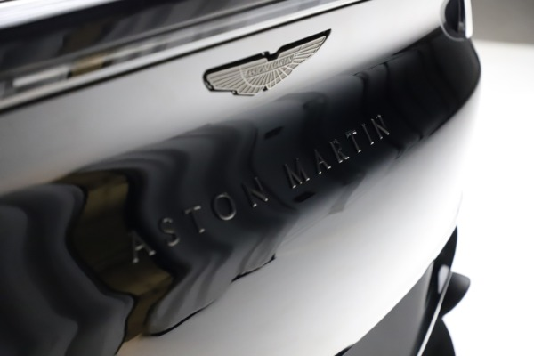 New 2021 Aston Martin DBX for sale $206,286 at Aston Martin of Greenwich in Greenwich CT 06830 23