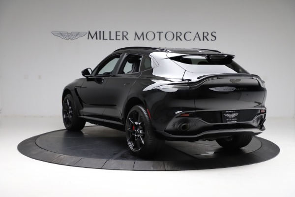 New 2021 Aston Martin DBX for sale $206,286 at Aston Martin of Greenwich in Greenwich CT 06830 4