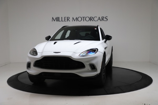New 2021 Aston Martin DBX for sale $206,286 at Aston Martin of Greenwich in Greenwich CT 06830 11