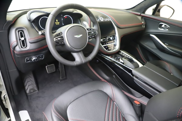 New 2021 Aston Martin DBX for sale $206,286 at Aston Martin of Greenwich in Greenwich CT 06830 13