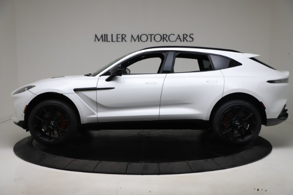 New 2021 Aston Martin DBX for sale $206,286 at Aston Martin of Greenwich in Greenwich CT 06830 2