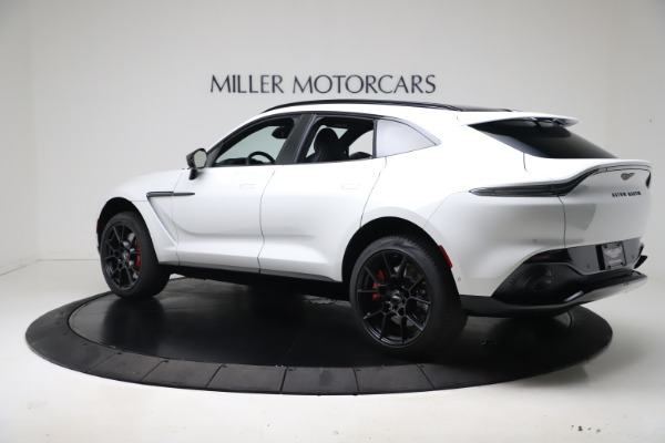 New 2021 Aston Martin DBX for sale $206,286 at Aston Martin of Greenwich in Greenwich CT 06830 3