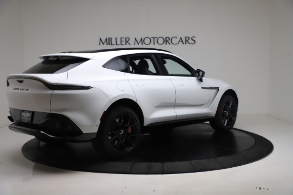 New 2021 Aston Martin DBX for sale $206,286 at Aston Martin of Greenwich in Greenwich CT 06830 6