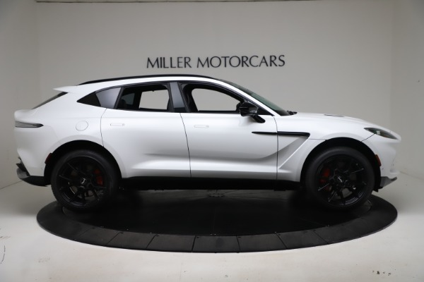New 2021 Aston Martin DBX for sale $206,286 at Aston Martin of Greenwich in Greenwich CT 06830 7