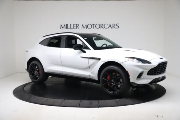 New 2021 Aston Martin DBX for sale $206,286 at Aston Martin of Greenwich in Greenwich CT 06830 8