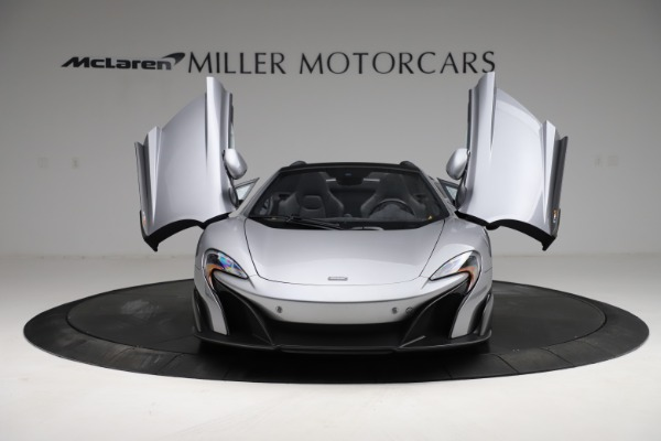 Used 2016 McLaren 675LT Spider for sale $275,900 at Aston Martin of Greenwich in Greenwich CT 06830 12