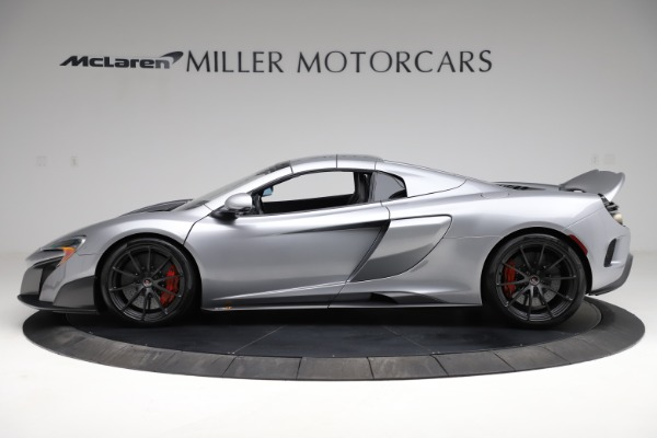Used 2016 McLaren 675LT Spider for sale $275,900 at Aston Martin of Greenwich in Greenwich CT 06830 15