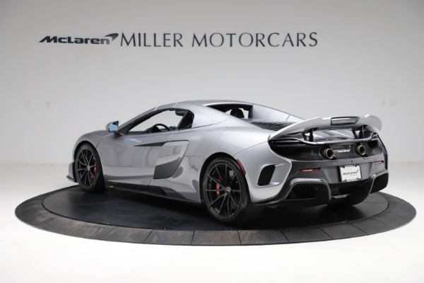 Used 2016 McLaren 675LT Spider for sale $275,900 at Aston Martin of Greenwich in Greenwich CT 06830 16