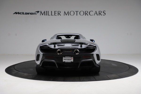 Used 2016 McLaren 675LT Spider for sale $275,900 at Aston Martin of Greenwich in Greenwich CT 06830 17