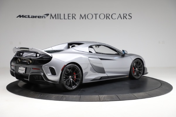 Used 2016 McLaren 675LT Spider for sale $275,900 at Aston Martin of Greenwich in Greenwich CT 06830 18