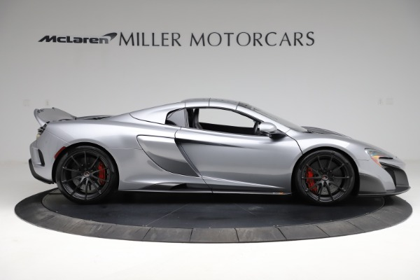 Used 2016 McLaren 675LT Spider for sale $275,900 at Aston Martin of Greenwich in Greenwich CT 06830 19