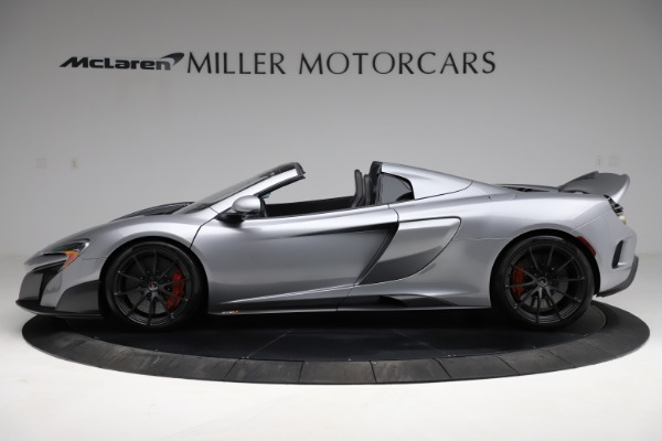 Used 2016 McLaren 675LT Spider for sale $275,900 at Aston Martin of Greenwich in Greenwich CT 06830 2