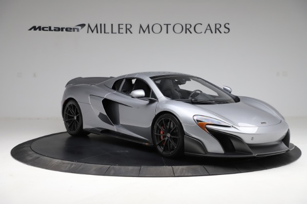 Used 2016 McLaren 675LT Spider for sale $275,900 at Aston Martin of Greenwich in Greenwich CT 06830 20