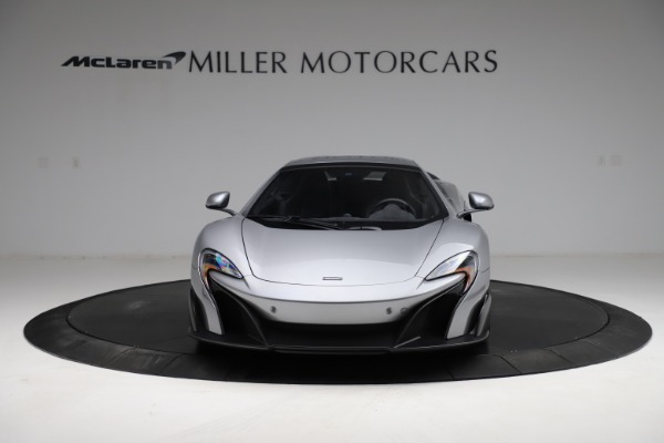 Used 2016 McLaren 675LT Spider for sale $275,900 at Aston Martin of Greenwich in Greenwich CT 06830 21
