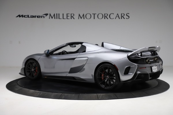 Used 2016 McLaren 675LT Spider for sale $275,900 at Aston Martin of Greenwich in Greenwich CT 06830 3