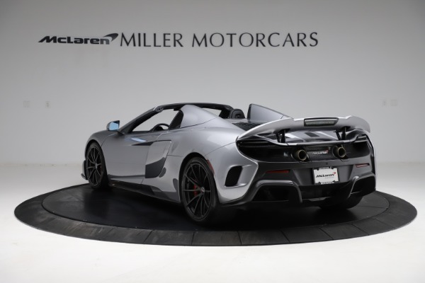 Used 2016 McLaren 675LT Spider for sale $275,900 at Aston Martin of Greenwich in Greenwich CT 06830 4