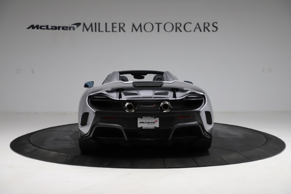 Used 2016 McLaren 675LT Spider for sale $275,900 at Aston Martin of Greenwich in Greenwich CT 06830 5