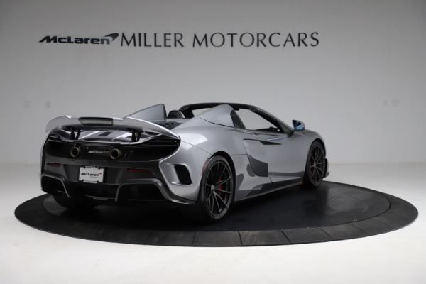 Used 2016 McLaren 675LT Spider for sale $275,900 at Aston Martin of Greenwich in Greenwich CT 06830 6