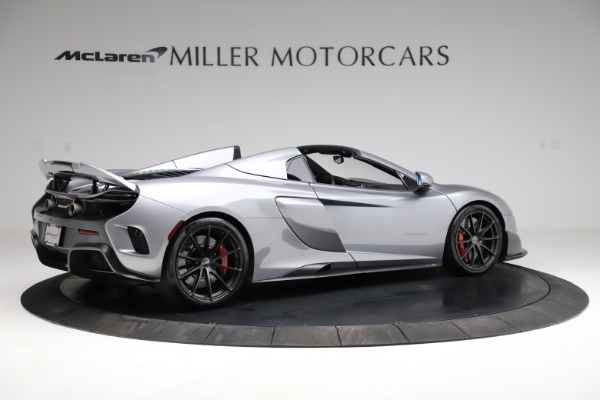 Used 2016 McLaren 675LT Spider for sale $275,900 at Aston Martin of Greenwich in Greenwich CT 06830 7