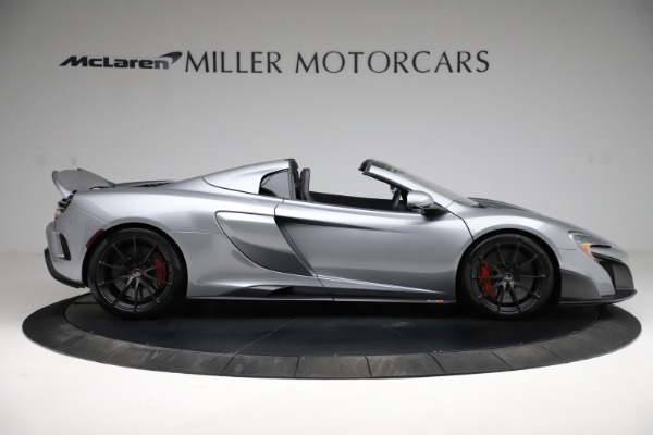 Used 2016 McLaren 675LT Spider for sale $275,900 at Aston Martin of Greenwich in Greenwich CT 06830 8
