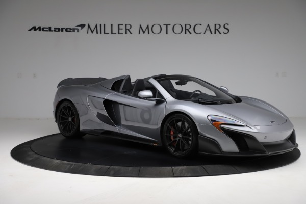 Used 2016 McLaren 675LT Spider for sale $275,900 at Aston Martin of Greenwich in Greenwich CT 06830 9