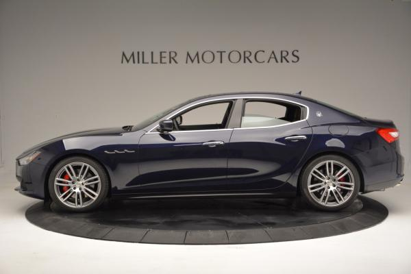 New 2016 Maserati Ghibli S Q4 for sale Sold at Aston Martin of Greenwich in Greenwich CT 06830 3