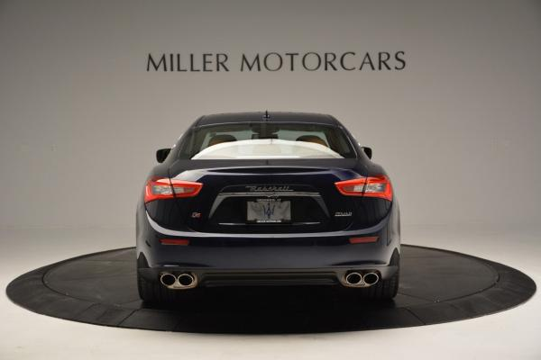 New 2016 Maserati Ghibli S Q4 for sale Sold at Aston Martin of Greenwich in Greenwich CT 06830 6