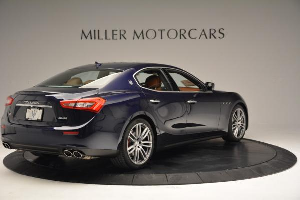 New 2016 Maserati Ghibli S Q4 for sale Sold at Aston Martin of Greenwich in Greenwich CT 06830 7