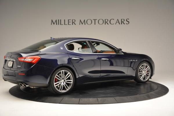 New 2016 Maserati Ghibli S Q4 for sale Sold at Aston Martin of Greenwich in Greenwich CT 06830 8
