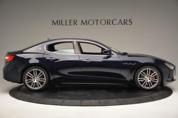 New 2016 Maserati Ghibli S Q4 for sale Sold at Aston Martin of Greenwich in Greenwich CT 06830 9