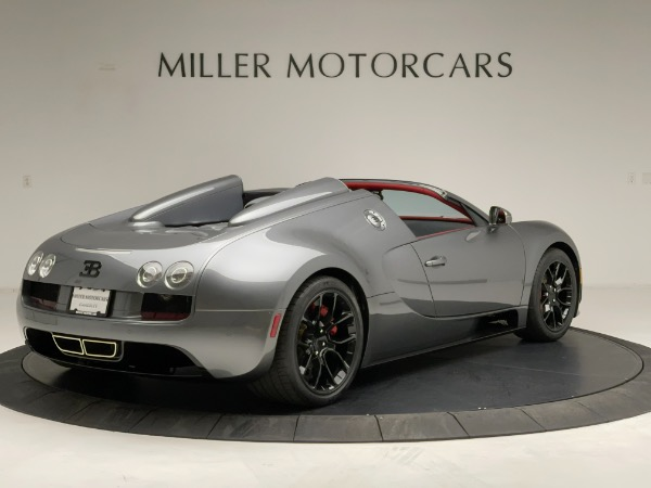 Used 2013 Bugatti Veyron 16.4 Grand Sport Vitesse for sale Call for price at Aston Martin of Greenwich in Greenwich CT 06830 10