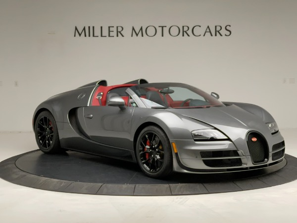Used 2013 Bugatti Veyron 16.4 Grand Sport Vitesse for sale Call for price at Aston Martin of Greenwich in Greenwich CT 06830 11