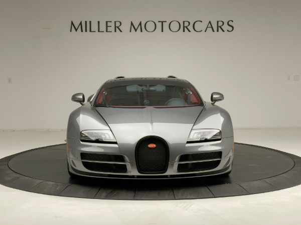 Used 2013 Bugatti Veyron 16.4 Grand Sport Vitesse for sale Call for price at Aston Martin of Greenwich in Greenwich CT 06830 12