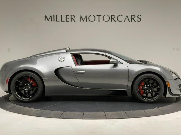 Used 2013 Bugatti Veyron 16.4 Grand Sport Vitesse for sale Call for price at Aston Martin of Greenwich in Greenwich CT 06830 18