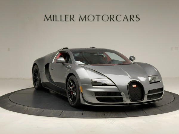 Used 2013 Bugatti Veyron 16.4 Grand Sport Vitesse for sale Call for price at Aston Martin of Greenwich in Greenwich CT 06830 19