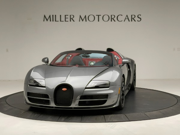 Used 2013 Bugatti Veyron 16.4 Grand Sport Vitesse for sale Call for price at Aston Martin of Greenwich in Greenwich CT 06830 2