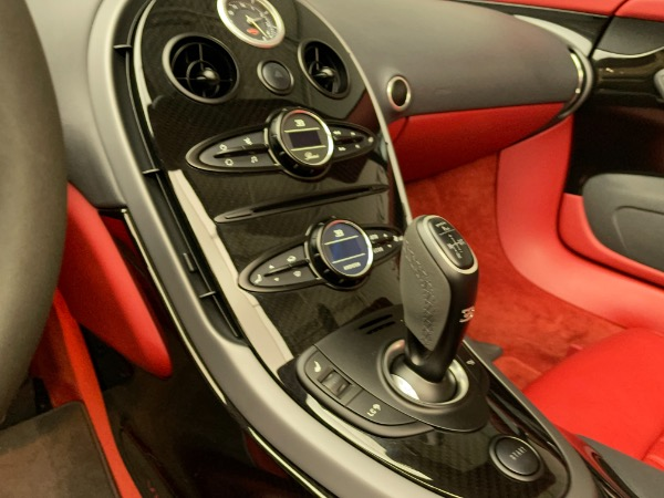 Used 2013 Bugatti Veyron 16.4 Grand Sport Vitesse for sale Call for price at Aston Martin of Greenwich in Greenwich CT 06830 25