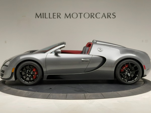 Used 2013 Bugatti Veyron 16.4 Grand Sport Vitesse for sale Call for price at Aston Martin of Greenwich in Greenwich CT 06830 3