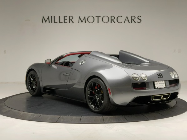 Used 2013 Bugatti Veyron 16.4 Grand Sport Vitesse for sale Call for price at Aston Martin of Greenwich in Greenwich CT 06830 5