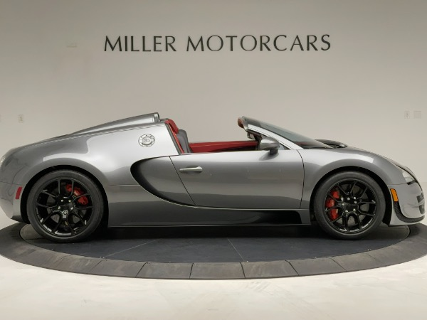 Used 2013 Bugatti Veyron 16.4 Grand Sport Vitesse for sale Call for price at Aston Martin of Greenwich in Greenwich CT 06830 8