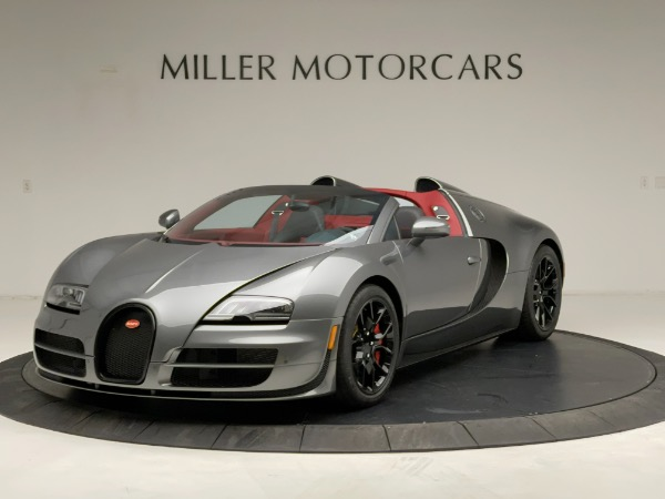 Used 2013 Bugatti Veyron 16.4 Grand Sport Vitesse for sale Call for price at Aston Martin of Greenwich in Greenwich CT 06830 1