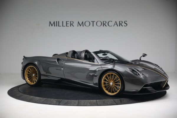 Used 2017 Pagani Huayra Roadster for sale Call for price at Aston Martin of Greenwich in Greenwich CT 06830 10