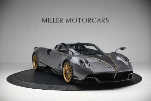 Used 2017 Pagani Huayra Roadster for sale Call for price at Aston Martin of Greenwich in Greenwich CT 06830 11