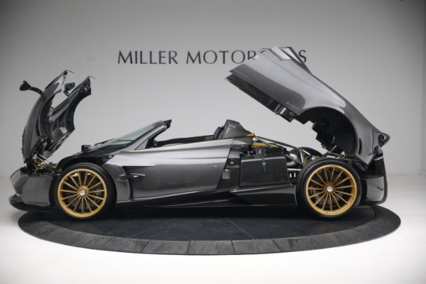 Used 2017 Pagani Huayra Roadster for sale Call for price at Aston Martin of Greenwich in Greenwich CT 06830 18