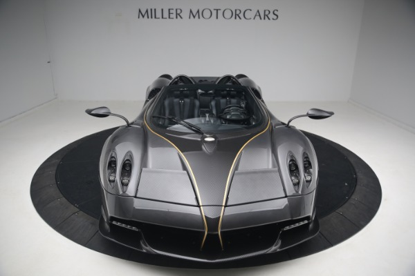 Used 2017 Pagani Huayra Roadster for sale Call for price at Aston Martin of Greenwich in Greenwich CT 06830 20