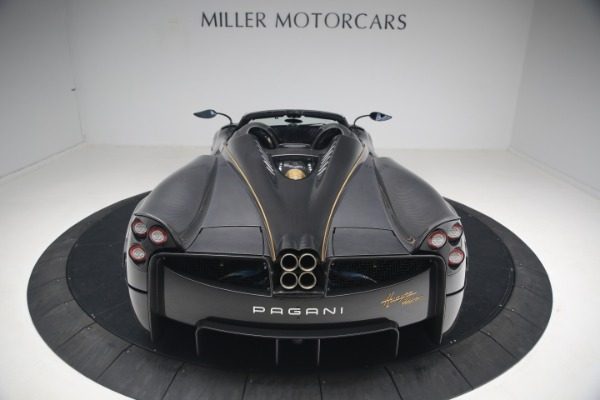 Used 2017 Pagani Huayra Roadster for sale Call for price at Aston Martin of Greenwich in Greenwich CT 06830 21